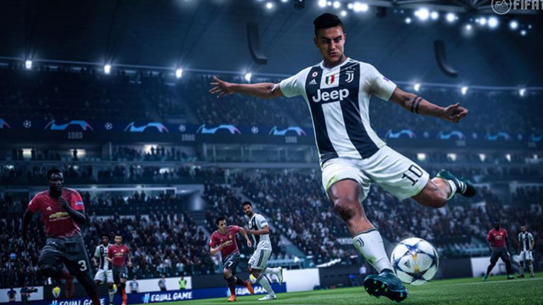 FIFA 19 - more realistic, new modes, spectacular goals and a better game