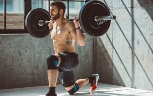 Why training your legs can even grow your chest and back