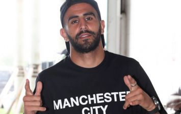 People are horrified by Manchester City's pre-season squad outfit
