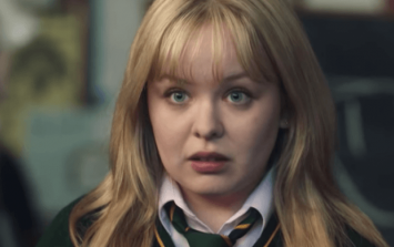 Nicola Coughlan once again fights her corner on Twitter when someone slagged Derry Girls