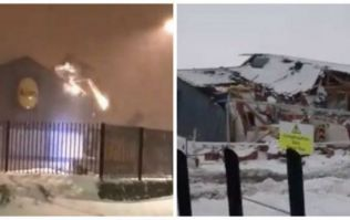Lidl announce reopening date for the store destroyed during Storm Emma