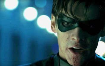 """""""F*ck Batman!"""" - Robin goes dark in the first trailer for DC's new TV show"""