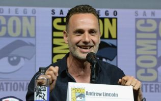 """I promise not to cry"" – Andrew Lincoln speaks about his final scenes in The Walking Dead for the first time"
