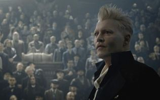 Fantastic Beasts sequel has a new trailer with Johnny Depp in full-on creepy villain mode