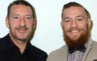 WATCH: Conor McGregor's dad goes on an incredible rant, and we're not sure if he's joking