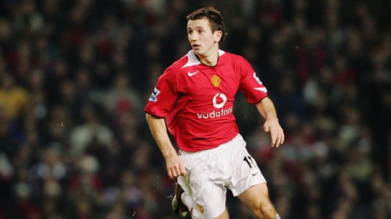 Alex Ferguson pays glowing tribute to Liam Miller in official tribute match programme