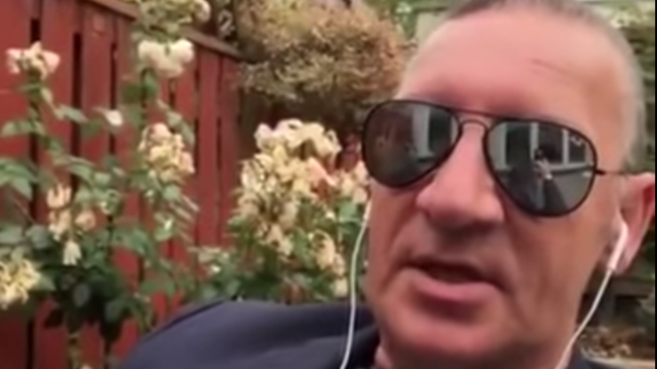 Someone has started a GoFundMe page for Conor McGregor's dad to get a leap card