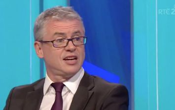 """John Kavanagh and Joe Brolly are going back and forth over """"bloody freak show"""" comments made by Brolly"""