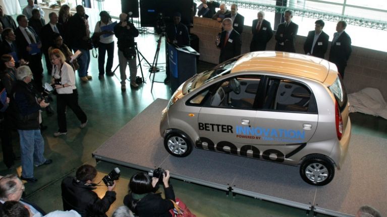 """The """"world's cheapest car"""" will no longer be in production"""