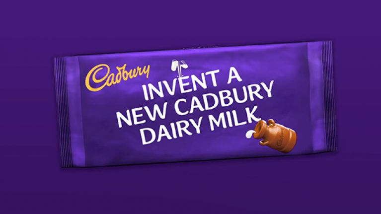 Cadbury wants you to be the mastermind behind their new bar!