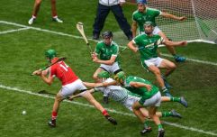 WATCH: American comedian's reaction to hurling is one of the funniest things we've seen in ages
