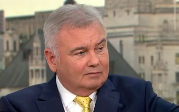 Eamonn Holmes told he is 'too fat' live on air