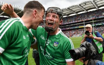 The All-Ireland final could be shown in Limerick on a massive TV screen