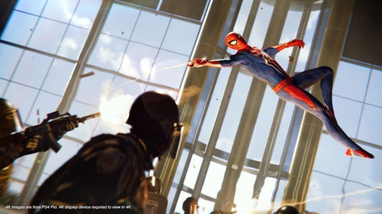 Marvel hint that a major comic book character is set to appear in Spider-Man on the PS4