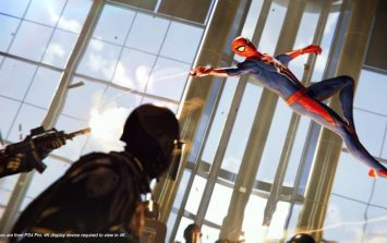 We've played the first two hours of the new PS4 Spider-Man game, and we're happy to report it is great