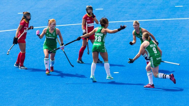Breathtaking penalty win sends Ireland through to Hockey World Cup final