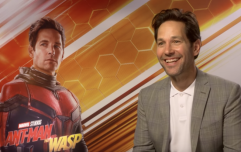 WATCH: Paul Rudd gives the most perfect one-word answer to a question about Avengers 4