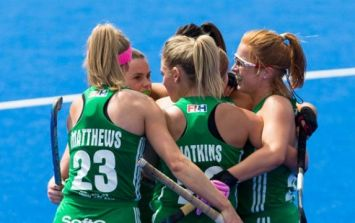 """They fight for every single moment"" - Ireland's hockey coach gives emotional post-match interview"