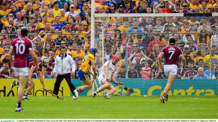 WATCH: Shane O'Donnell wondergoal can't save Clare from defeat