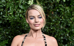 Margot Robbie shares photo as Sharon Tate upcoming Quentin Tarantino film Once Upon a Time in Hollywood