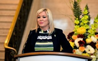 Sinn Féin NI leader Michelle O'Neill suffers broken leg in accident