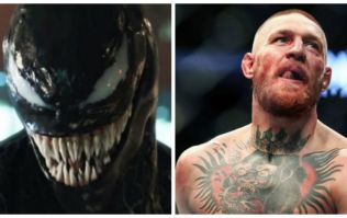 Tom Hardy says he based his portrayal of Venom in part on Conor McGregor
