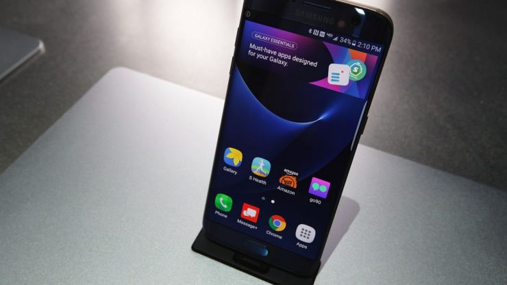 Turns out that a number of Samsung Galaxy phones may be vulnerable to hacking
