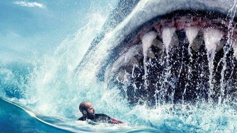 The Big Reviewski #30 is the only review of The Meg you'll ever need