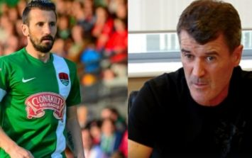 Roy Keane talks perfect sense over the whole Liam Miller venue issue