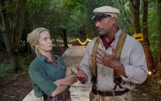 We defy you not to laugh at this first teaser for Emily Blunt and The Rock's new movie Jungle Cruise