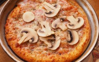 Someone phoned 999 after discovering mushrooms on their pizza