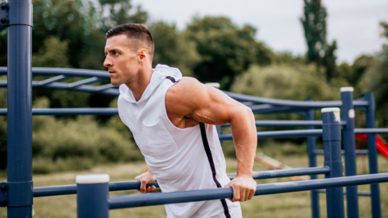 Three of the best tricep-building exercises