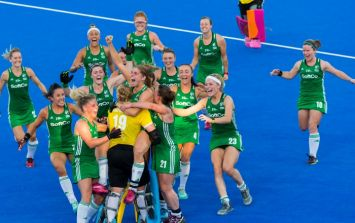 WATCH: The amazing moment secured Ireland a place in the Hockey World Cup semi-finals