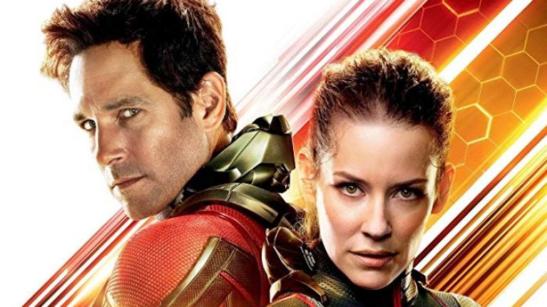 The Big Reviewski #29 with Ant-Man And The Wasp stars Paul Rudd, Evageline Lilly & Michael Douglas