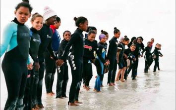 Bereaved parents set up GoFundMe surfing initiative for kids in Direct Provision