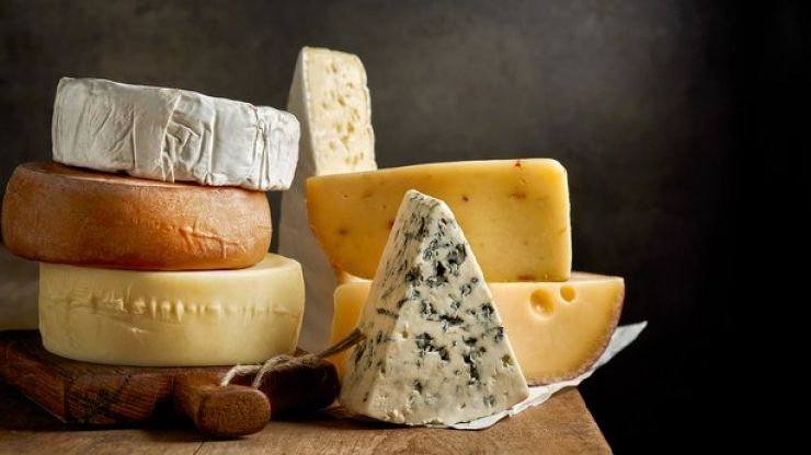 Police are on the hunt for a man that stole over $187,000 worth of cheese