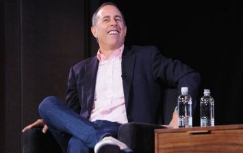 """""""If they're jokes, it doesn't matter"""" - Jerry Seinfeld on the James Gunn firing and the current comedy climate"""