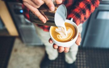 """Milk masks an awful lot of poor coffee,"" claims Java Republic's David McKernan"