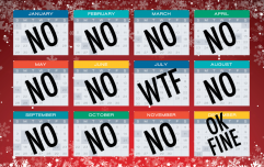 An official guide to when it's acceptable to start celebrating Christmas