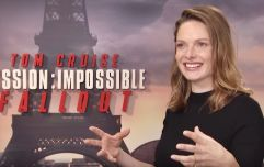Mission: Impossible - Fallout star Rebecca Ferguson reveals who'd win in a fight between Tom Cruise & Michael Fassbender