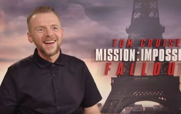 Mission: Impossible - Fallout star Simon Pegg reveals movie magic secret behind nailing the perfect film faceplant