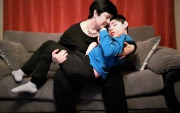 Irish mother forced to beg for son's life as he waits overs 14 months for spinal fusion surgery