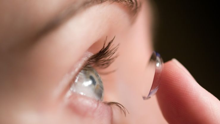 'Lost' contact lens removed from woman's eye after 28 years