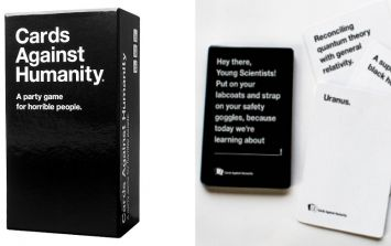Cards Against Humanity will now pay you to write filthy answers and questions