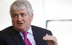 FAI have named Denis O'Brien as their Honorary Life President