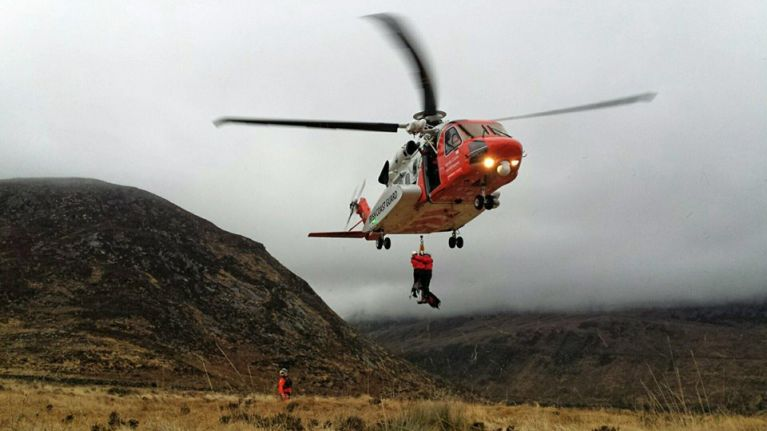 Irish teenager injured when hit by falling sheep in Mourne Mountains