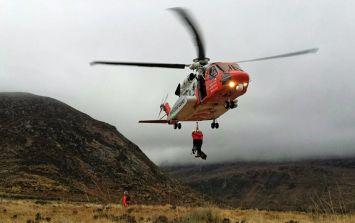 Irish teenager injured when hit by falling sheep in Mourne Mountains