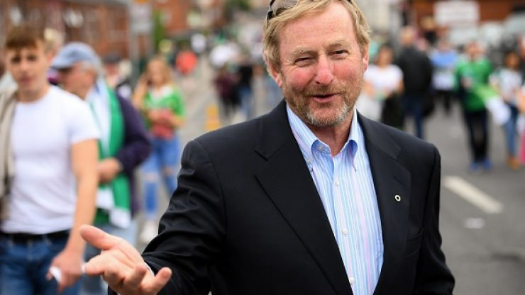 Enda Kenny has missed 96% of Dáil votes since stepping down as Taoiseach