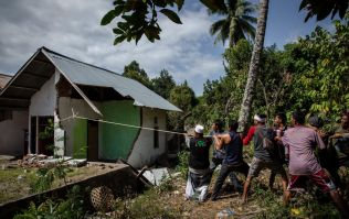 Indonesian island of Lombok struck with two earthquakes less than 24 hours