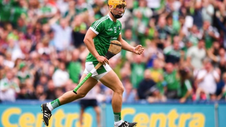 Limerick have won the All-Ireland Hurling Championship